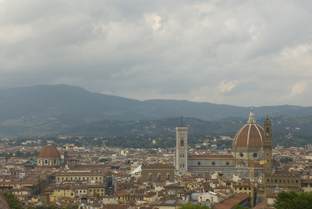 Florence from the south